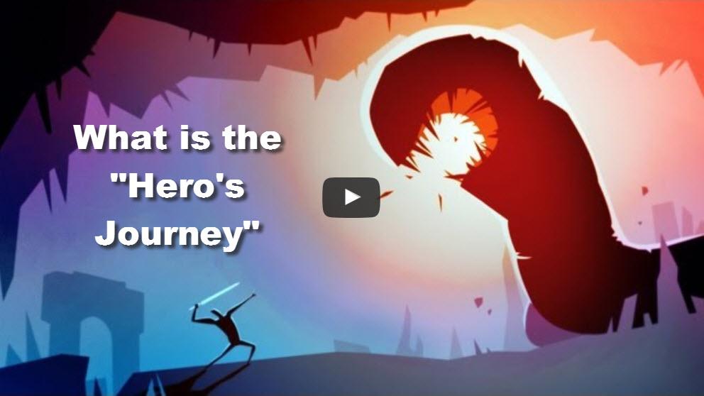 What Is Quot The Hero S Journey Quot Website Creation Workshop
