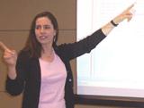Photo of Christina Hills Teaching
